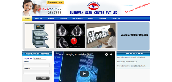 Burdwan Scan Centre