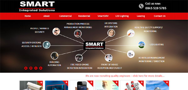 smart integrated solutions